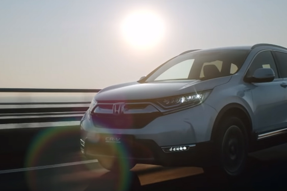 Honda - Two Races, One Heartbeat