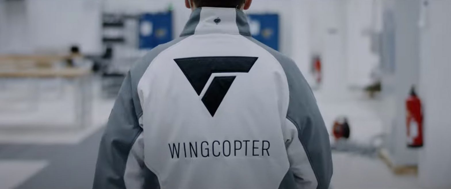 Wingcopter